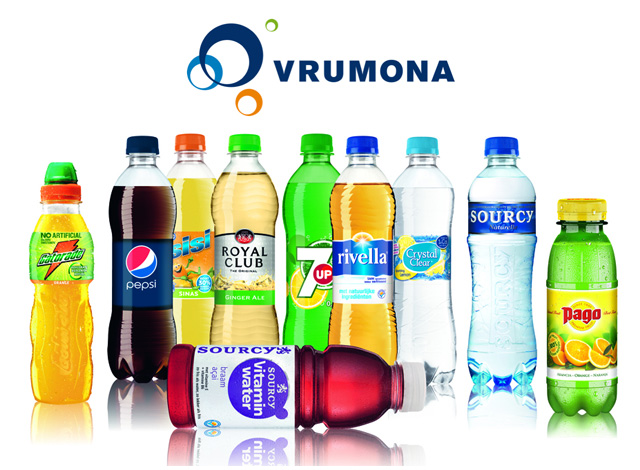 Samenwerking met alle grote drankmerken